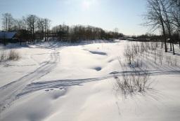 Снежный покров в Московской области. Наша оценка на 16 января.