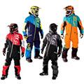 Как подобрать размер снегоходного костюма FXR?