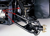 Подвеска и рулевое управление