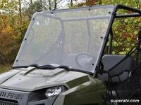 Стекло лобовое полное SuperAtv для Polaris Ranger WS-P-RAN-400-002-70