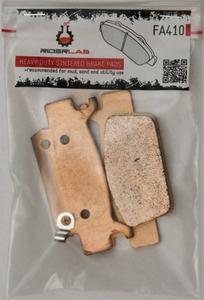Тормозные колодки передние для квадроцикла Honda TRX 06451-HP0-A02 06452-HP0-A02 FA410