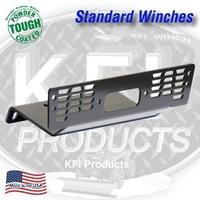 Площадка для установки лебедки KFI Polaris 09-12 Ranger STD mount (Made in USA)