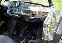 Сумка-бардачок Super ATV GRAB BAR для Polaris RZR BGB-P-RZR
