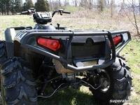 Задний бампер SuperATV для Polaris Sportsman 550 850 (2009+) RB-P-XP
