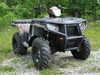 Передний бампер SuperATV для Polaris Sportsman 500-800 (2011+) FB-P-SPT11