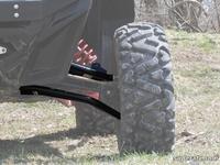 Комплект передних верхних и нижних спортивных рычагов для Polaris RZR XP 900 AA-P-RZRXP900-HC-R  AA-P-RZRXP900-HC-B