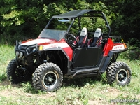 Двери Super ATV для Polaris RZR Super ATV Low Profile Door