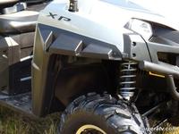 Расширитель арок SuperATV для POLARIS Ranger 500 800 (2009+) FF-P-RAN