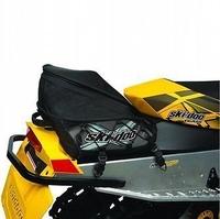 Оригинальная сумка-кофр на тунель для снегохода Ski-Doo REV-XP, REV-XR, REV-XU Tundra, REV-XM, REV-XS 860200826