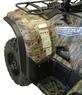 Расширители арок Direction 2 inc Yamaha Grizzly 550 700  OFSGZ1000