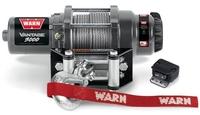 Лебедка для квадроцикла Warn Vantage 3000  арт.91030