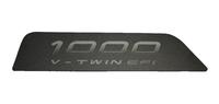 Наклейка квадроцикла BRP 1000 V-TWIN EFI правая 704902725