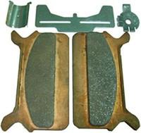 Тормозные колодки для снегохода Polaris Widetrak LX 97-07 2200988 2201220 2201567 05-152-55F