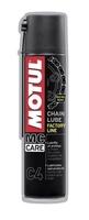 Смазка цепи квадроцикла мотоцикла Motul Factory Line 102983