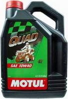 Моторное масло Motul  Quad 10w40 4 литра 101234