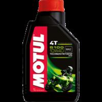 Моторное масло полусинтетика Motul 5100 Ester 4T 10W40 1л 2л 104067