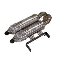 Глушитель двойной RJWC для квадроцикла Can-Am Maverick X3 Turbo 1337