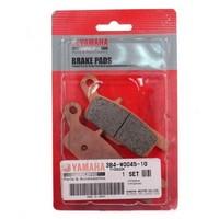 Тормозные колодки передние правые для квадроциклов Yamaha Grizzly 550 700 3B4-W0045-10-00