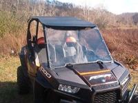 Стекло лобовое полное Polaris RZR 1000 DOT-RZ1000-CF