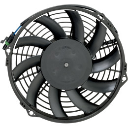 Вентилятор радиатора квадроцикла BRP Can-Am Renegade Outlander G1 400 500 650 800 (06-12) 709200124 1901-0336
