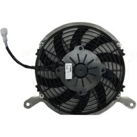 Вентилятор радиатора (усиленный +25%) квадроцикла Yamaha Grizzly 700 (15-20) Kodiak 700 B16-E2405-00-00 1901-0694