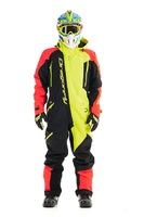 Комбинезон (моносьют) для снегохода Dragonfly Extreme 2020 Red-Yellow Fluo 820200-20-235