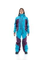 Комбинезон (моносьют) для снегохода Dragonfly Extreme 2020 Woman Blue-Purple 820250-20-448