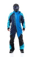 Комбинезон (моносьют) для снегохода Dragonfly Extreme 2020 Blue-Fluo 820200-20-444