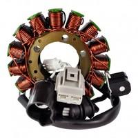 Статор генератора для квадроцикла Yamaha Viking 700 1XD-81410-00-00 ST354CA