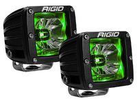 Radiance Pod (3 светодиода) Зелёная подсветка (пара)