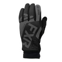 Перчатки FXR Boost (Black) без утеплителя 210809-1000