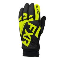 Перчатки FXR Boost (Hi Vis) без утеплителя 210809-6500