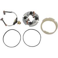 Ремкомплект стартера (щеточный узел) квадроцикла Yamaha Rhino Viking Grizzly Kodiak 70-507 3AJ-81801-00-00 2110-0108