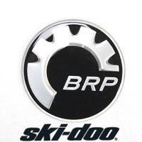 Наклейка (логотип) 48мм снегохода BRP Ski-Doo Freeride Summit Skandic Tundra Expedition MXZ Grand Touring 219903947