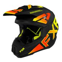 Шлем FXR Torque Team (Black Inferno) 220620-1026