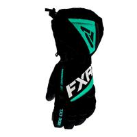 Перчатки FXR Fusion (Black Mint) с утеплителем 220833-1052