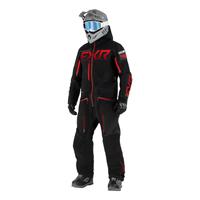 Комбинезон FXR Ranger Instinct (Black Red) без утеплителя 222821-1020