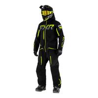 Комбинезон FXR Ranger Instinct (Black Hi Vis) без утеплителя 222821-1065