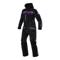 Комбинезон FXR Ranger Instinct (Black Camo Lilac Fade) без утеплителя 222914-1287