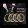 Комплект из 4-х сменных ангельских глазок  (диодных колец желтого цвета) для фар RJWC Neutrino 2 234001