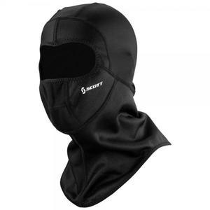 Подшлемник-маска Scott WIND WARRIOR OPEN HOOD-16 XXL черная 240507-0001010