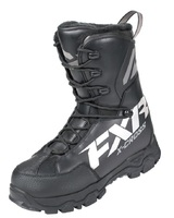 Ботинки FXR X-Cross Speed взрослые (Black) 190708-1000