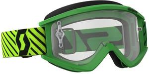 Очки для квадроцикла Scott RecoilXi green/yellow прозрачная линза 262596-1412113