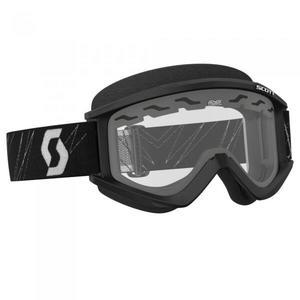 Очки для снегохода Scott RecoilXi Snow Cross Safari black прозрачная двойная линза 220846-1007043