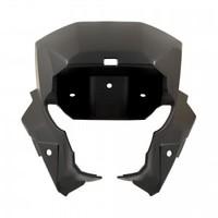 Пластик приборной панели квадроцикла Yamaha Grizzly 700   Kodiak 700 2SM-F6143-00-00 2SM-F6143-01-00