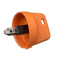 Ключ зажигания для BRP (оранжевый) 715001201