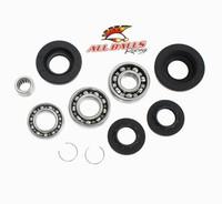 Ремкомплект ( сальники и подшипники ) дифференциала   редуктора квадроцикла задний Honda TRX 680 650 AllBalls Racing 25-2047