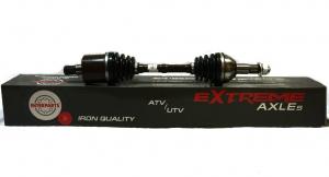 Полуось (шрус) усиленная Interparts для Honda (TRX500,680) Левая Передняя (05-09) ATV-HO-8-118