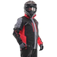 Мембранная куртка DragonFly QUAD PRO BLACK-RED 2021 400117-21-239