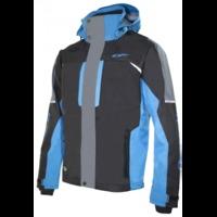 Мембранная куртка DragonFly QUAD PRO BLACK-BLUE 2021 (S) 400117-21-433-S